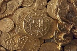 Una familia de EEUU encuentra un tesoro valorado en un millón de dólares en un barco español hundido en 1715