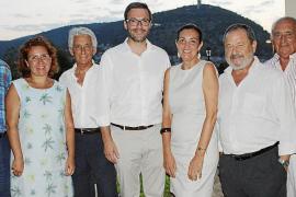 Fiesta de verano de Antiguos Solidarios de Montesión