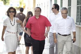 Pizarro aporta a la juez un informe externo para justificar la condonación de la deuda a Park Control