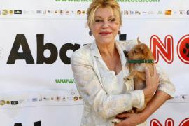 Tita Cervera visita este martes el Centro de protección animal Sa Coma de Vila