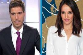 Sara Carbonero sustituida por su compañero, Pablo Pinto