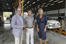 VÍDEO: El Consell de Eivissa inicia un plan de choque en la ITV para reducir la espera de 7 meses
