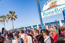 Bora Bora renuncia a que se grabe en su establecimiento el programa 'Ibiza Shore'