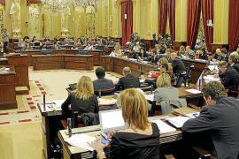 Un Parlament de clase media con mucha hipoteca y poca propiedad