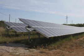 Visto bueno a un parque fotovoltaico en Sant Joan