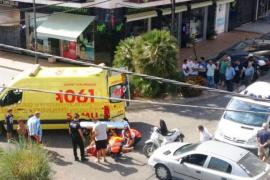 Seis heridos leves en dos accidentes de tráfico en Cala Tarida y Santa Eulària