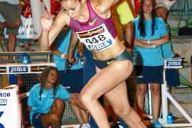 Khadija Rahmouni se conforma con el bronce