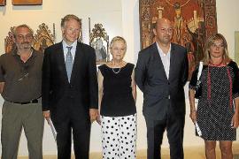 iNAUGURACION MUSEU DE MALLORCA.