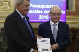 PRESENTACIÓN PRESUPUESTOS GENERALES 2016