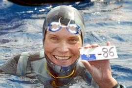La mujer desaparecida en Formentera es campeona del mundo en buceo libre