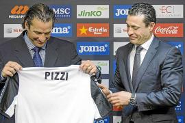 Amadeo Salvo busca campo de juego para el UD Ibiza-Eivissa