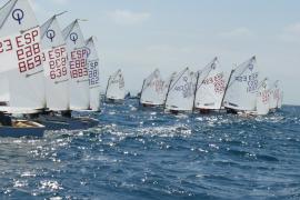 Talamanca se convierte en un gran parque de regatas