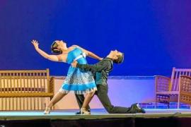 Baile y música para regresar a los años 60