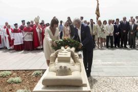 Armengol pedirá a Rajoy la puesta en funcionamiento de la desaladora de Santa Eulària