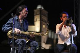 El músico Jorge Pardo, artista invitado al Festival Flamenco Ibiza Patrimonio de la Humanidad
