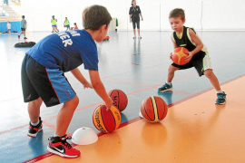 Conectando con el basket