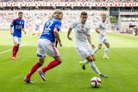 El Madrid de Asensio es incapaz de vencer al Valerenga