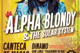 Alpha Blondy tocará en el Mallorca Roots Festival