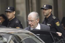Hernando (PSOE) critica que el Gobierno perdió la vergüenza y la decencia al reunirse con Rato