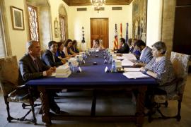 El Govern prepara unos Presupuestos «sociales» lastrados por la financiación