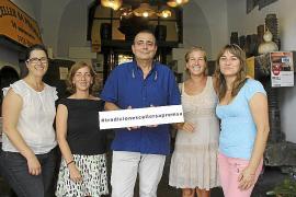 Encuentro de blogueros gastronómicos en el Celler sa Premsa