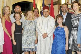 Recepción en casa del Cónsul de Marruecos