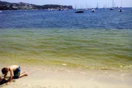 El GEN denuncia el mal estado del agua de la playa de Talamanca a través de las redes sociales