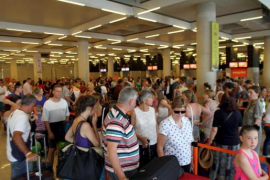 El aeropuerto de Palma bate records y registra 3.503.360 viajeros en julio