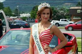 Detenida Miss Pensilvania por fingir un cáncer y recaudar dinero