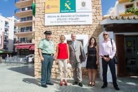 Operativos específicos investigan la ola de robos que afecta a diversas zonas de Eivissa