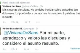 De Sans se disculpa por «ironizar» sobre los asesinados de la Guerra Civil