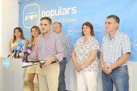 Marí Bosó coge las riendas del PP con el objetivo de «modernizar las políticas y los mensajes»