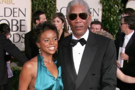 Muere apuñalada una nieta del actor Morgan Freeman