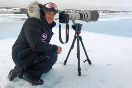 Manu San Félix: «El hielo en el Ártico desaparecerá durante el verano en menos de treinta años»