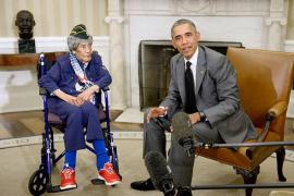Fallece a los 110 años la veterana de guerra más longeva de EEUU