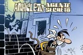 El agente secreto Anacleto regresa tras 30 años retirado