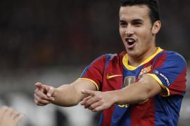 Pedro viaja a Londres para fichar por el Chelsea