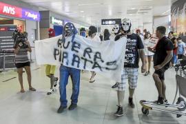 Plan de choque contra la invasión 'pirata' en Eivissa
