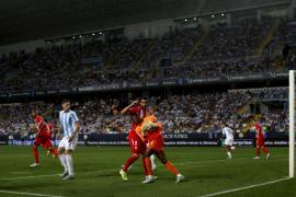 Arranca la Liga con un empate entre Málaga y Sevilla