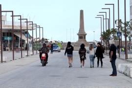 Vila recuerda que existe un acuerdo de pleno pidiendo la plaza pública en es Martell