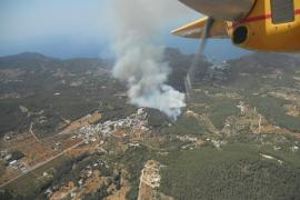 Balears ha sufrido 66 incendios que han quemado 108 hectáreas hasta la fecha
