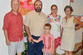 Exposición de obras de Aligi Sassu
