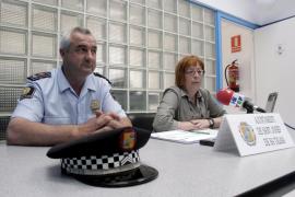 El alcalde de Sant Josep no acepta la dimisión del jefe de Policía