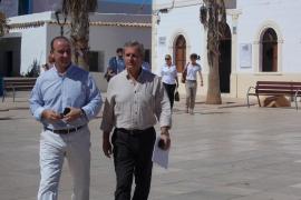 Boned se compromete a trabajar para resolver la problemática de la Central de Es Ca Marí