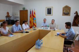 El Govern exige a Endesa la mejora urgente de la planta eléctrica de Formentera