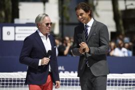 Tommy Hilfiger y Rafa Nadal