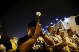 Ascienden a 135 los muertos por las explosiones de Tianjin