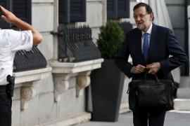 Rajoy dice que «no se sabe todavía» si las generales serán el 13 o el 20 de diciembre