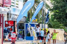 Dos empresas de alquiler de vehículos son denunciadas en Ibiza por irregularidades