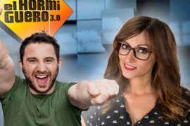 Dani Rovira y Ana Morgade, nuevos fichajes de 'El hormiguero'